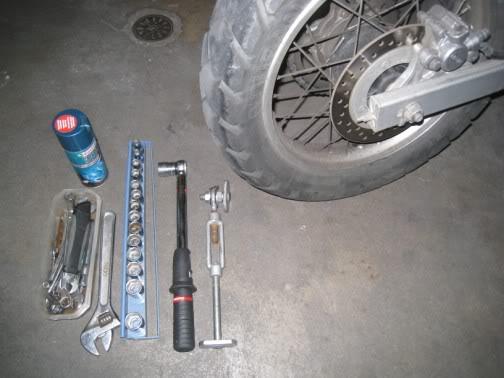Corrente de transmissão-Manutenção (Scotoiler) IMG_0001-4