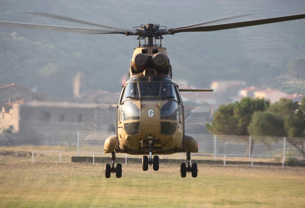 [Héliport de Collioure] Centre national d'entraînement commando IMG_8107