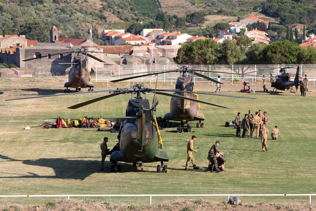 [Héliport de Collioure] Centre national d'entraînement commando IMG_8142
