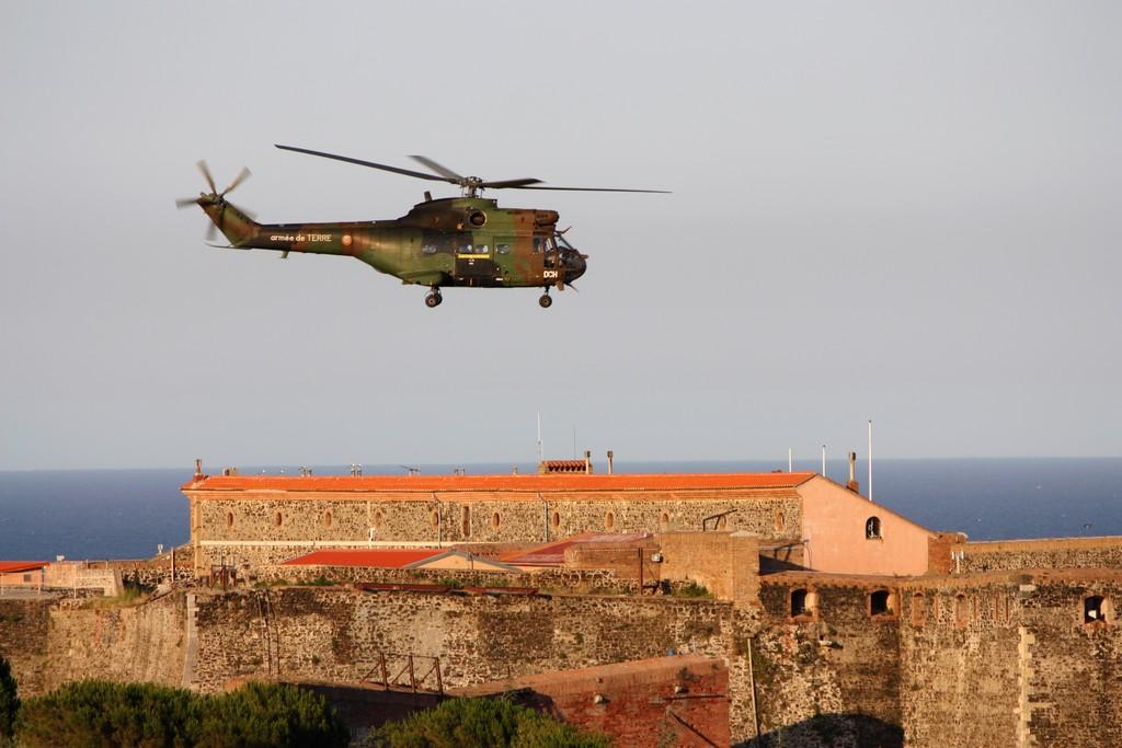[Héliport de Collioure] Centre national d'entraînement commando IMG_8145