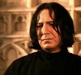 For New Moon Movie Snape