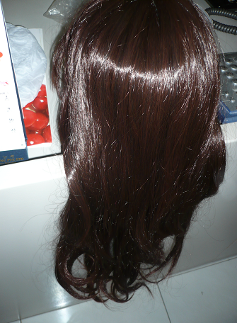 Wigs for sale! (Updated: 29/11/2009) Brown-wig