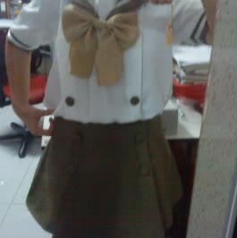 [Shakugan no Shana] [Summer Uniform] Shanacostume1