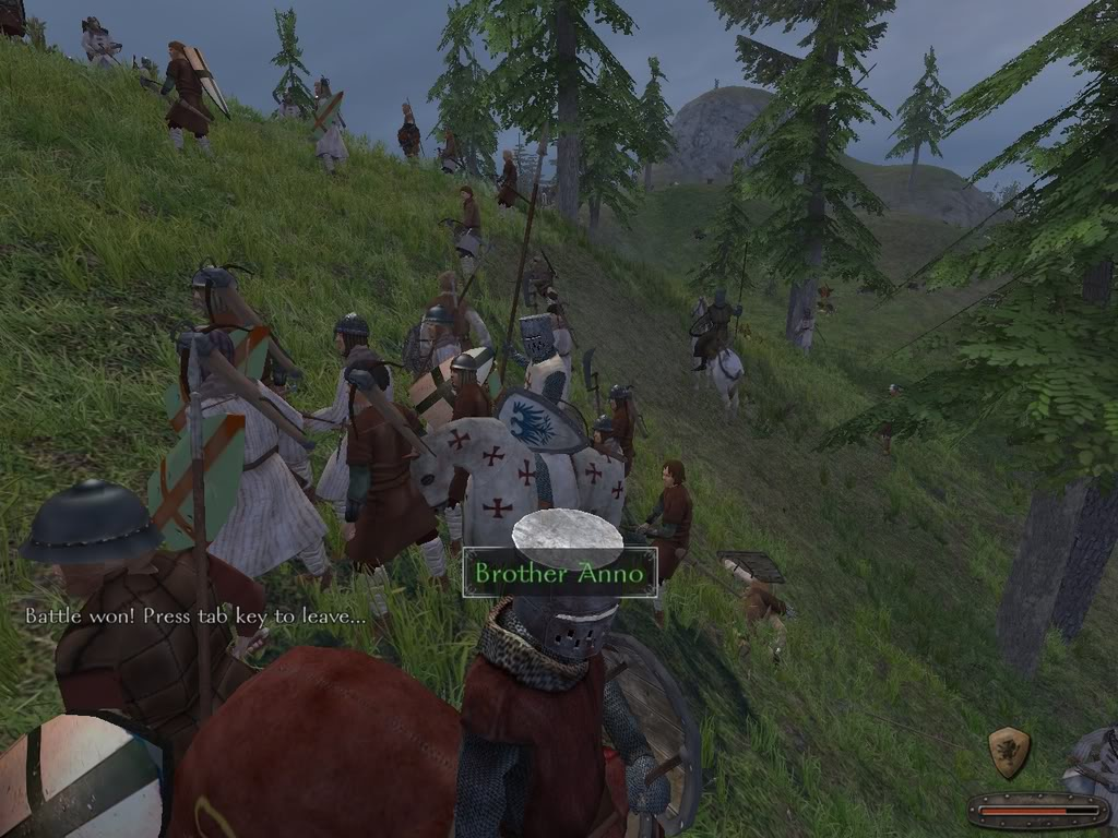 [EN] The 1257 Edition of Mount&Blade.  Mb160