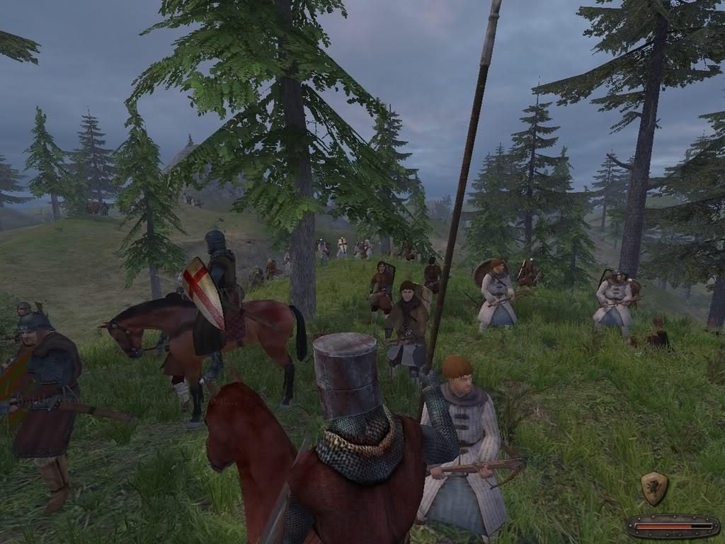 [EN] The 1257 Edition of Mount&Blade.  Mb166