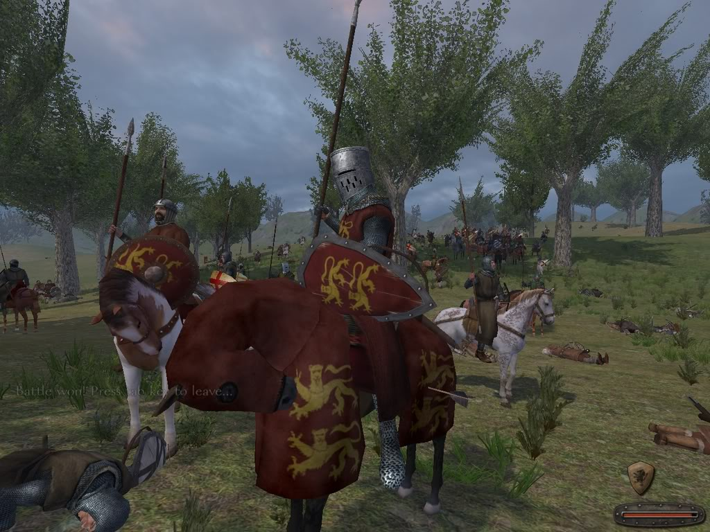 [EN] The 1257 Edition of Mount&Blade.  Mb171