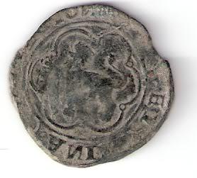 4 Maravedís a nombre de los Reyes Católicos (Granada, 1506-1543) Escanear0004-2