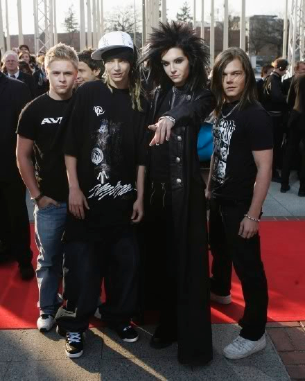 tokio hotel Pictures, Images and Photos