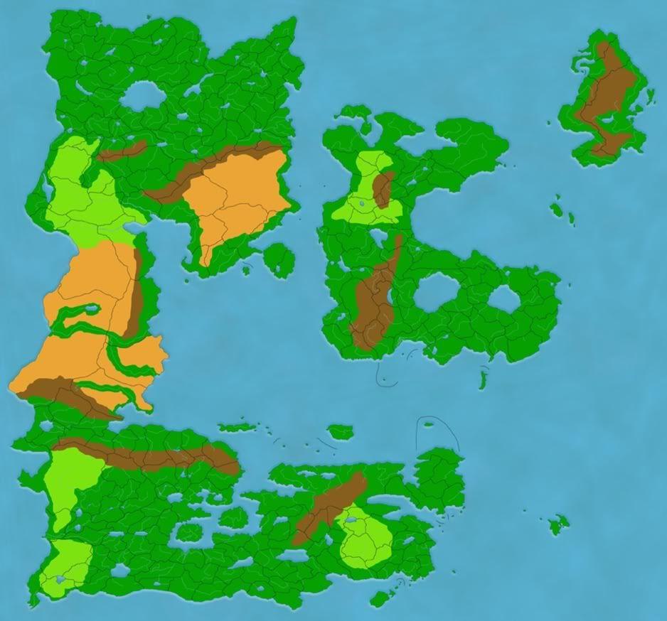 Regional Maps Hyrule-terrain