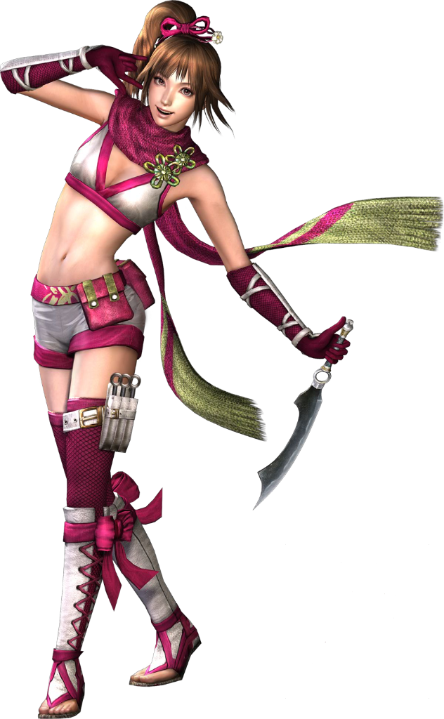 Samurai Warriors 2 Kunoichi