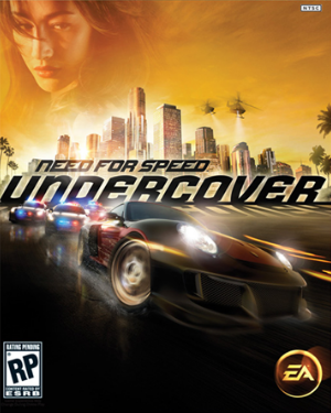 Need for Speed Undercover NeedforSpeedundercover