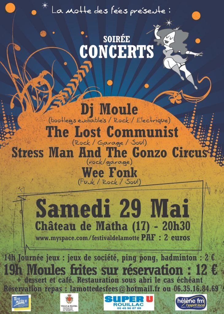 Festival de la Motte Soiree_frite
