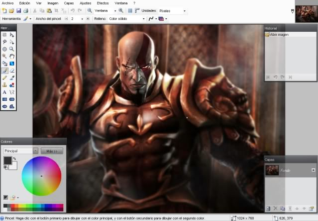 Crea Un Avatar con Paint.net [Tutorial] 27470511