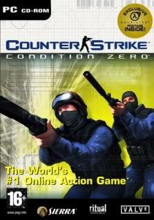 Counter-Strike: Condition Zero CounterStrikeConditionZero