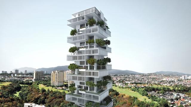 Una torre verde para Ciudad de México Meir2-1