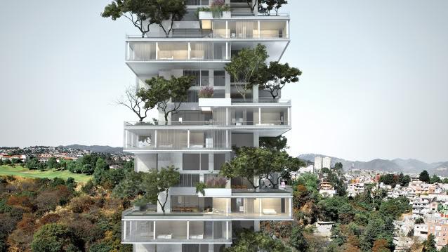 Una torre verde para Ciudad de México Meir3-1