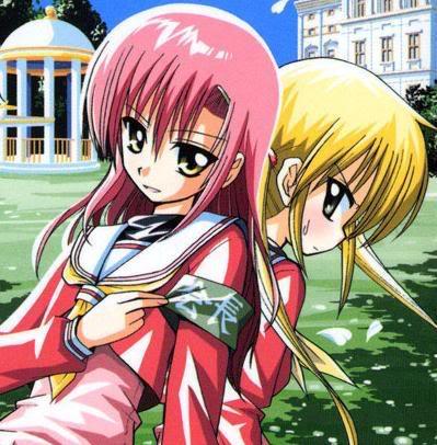 Bạn thích nhân vật nữ nào trong Hayate no Gotoku??? Hinanagi