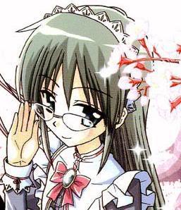 Bạn thích nhân vật nữ nào trong Hayate no Gotoku??? Saki