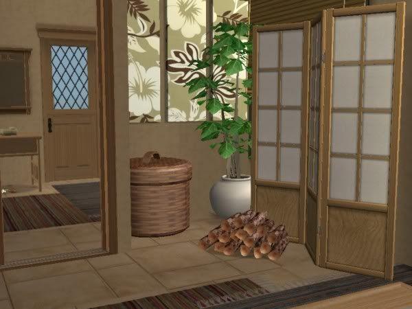 Hienoimmat talosi ja huoneet Eteinen