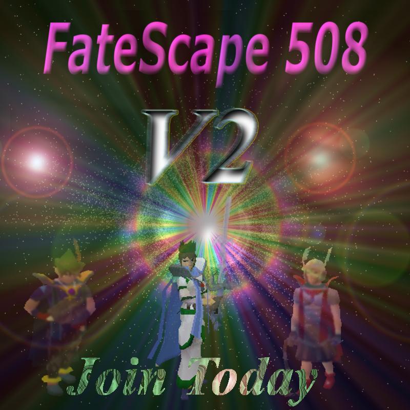 My Fatescape Logo Fatescapev2logo