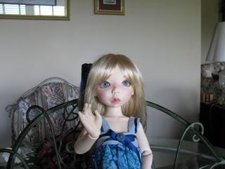 """Adeline wants to say """"Hi"""" IMG_0227"""