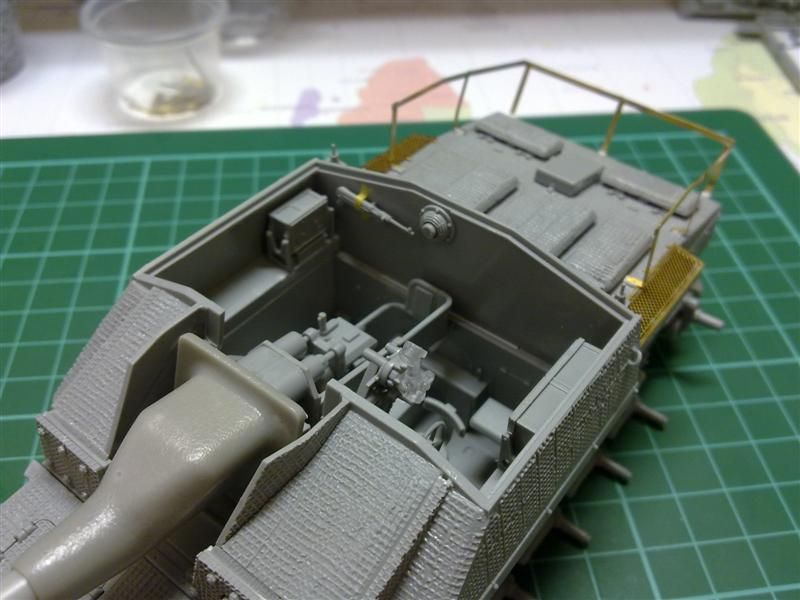 Andrew C's Build #2 - DML/CH 6454 StuH 42 w/Zim - Alkett March 1944 Production 26226