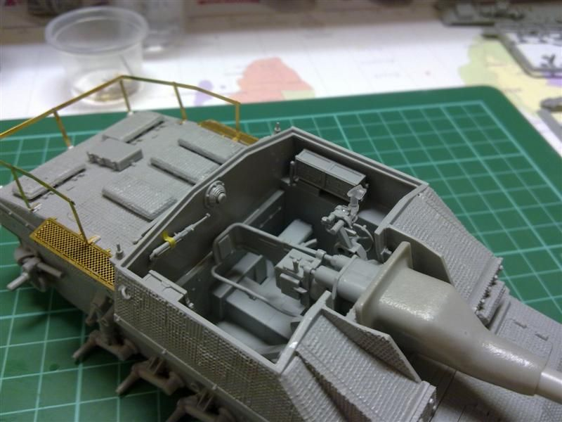 Andrew C's Build #2 - DML/CH 6454 StuH 42 w/Zim - Alkett March 1944 Production 26227