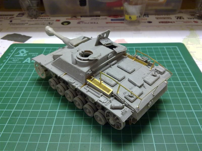 Andrew C's Build #2 - DML/CH 6454 StuH 42 w/Zim - Alkett March 1944 Production 26274