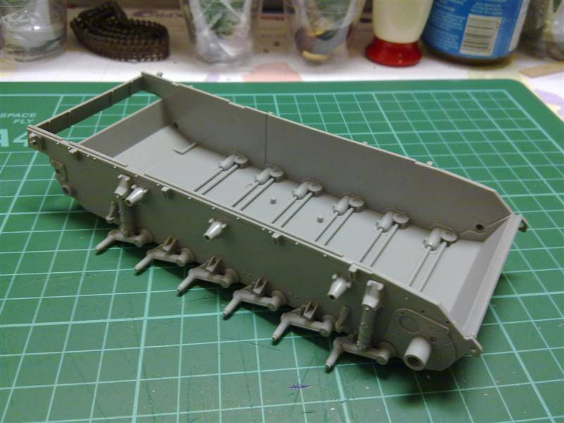 Andrew C's Build - Resupply on the Eastern Front - StuG III Ausf F/8 141120126133