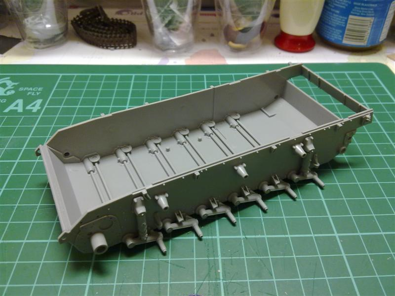 Andrew C's Build - Resupply on the Eastern Front - StuG III Ausf F/8 141120126134