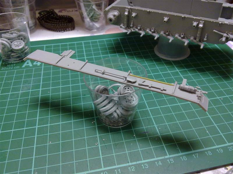 Andrew C's Build - Resupply on the Eastern Front - StuG III Ausf F/8 171120126143