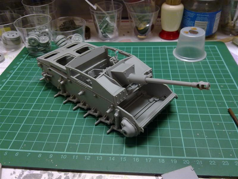 Andrew C's Build - Resupply on the Eastern Front - StuG III Ausf F/8 191120126147
