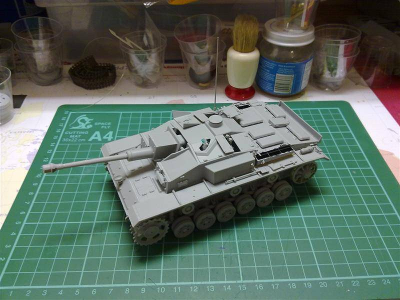 Andrew C's Build - Resupply on the Eastern Front - StuG III Ausf F/8 231120126152