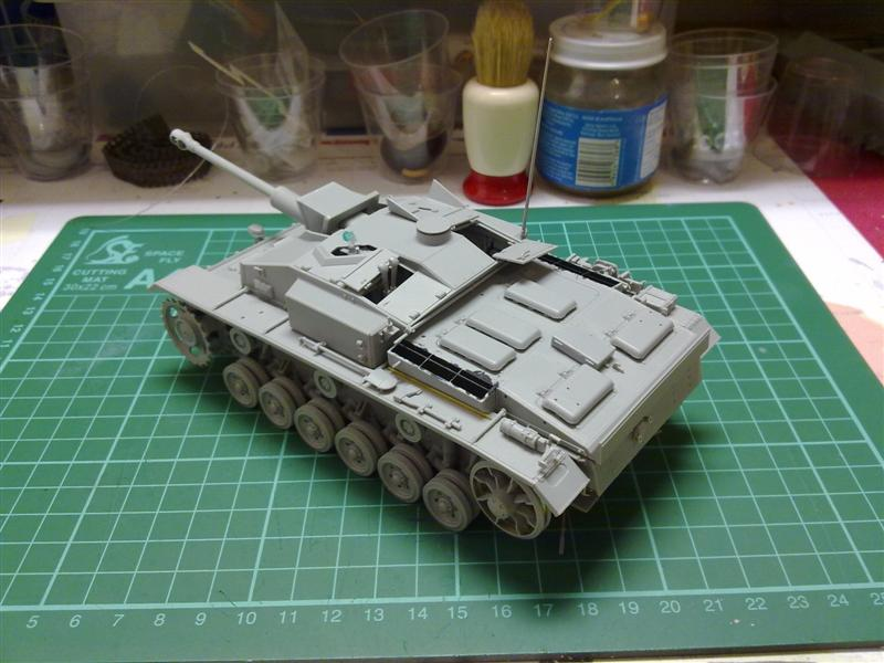 Andrew C's Build - Resupply on the Eastern Front - StuG III Ausf F/8 231120126153