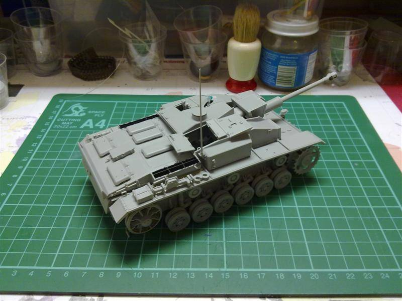 Andrew C's Build - Resupply on the Eastern Front - StuG III Ausf F/8 231120126154