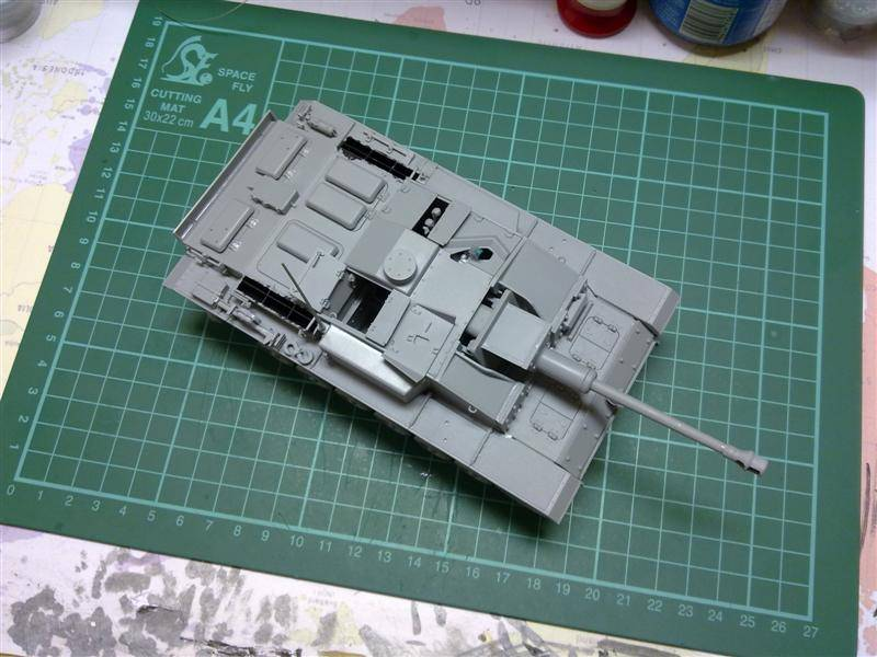 Andrew C's Build - Resupply on the Eastern Front - StuG III Ausf F/8 231120126157