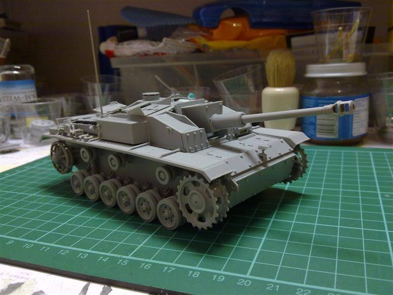 Andrew C's Build - Resupply on the Eastern Front - StuG III Ausf F/8 231120126158
