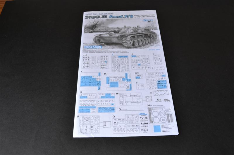 Andrew C's Build - Resupply on the Eastern Front - StuG III Ausf F/8 DSC_0072