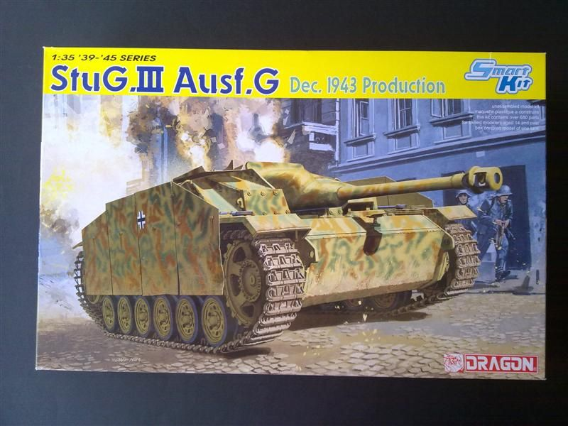 Andrew C's Build #3 StuG III Ausf G Miag March-May 1944 Production 26277