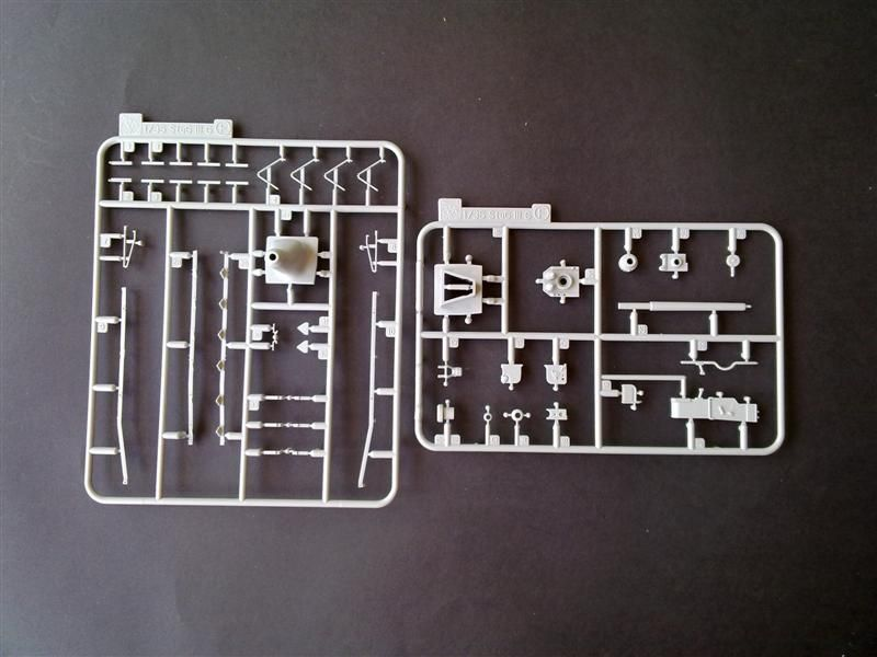 Andrew C's Build #3 StuG III Ausf G Miag March-May 1944 Production 26284
