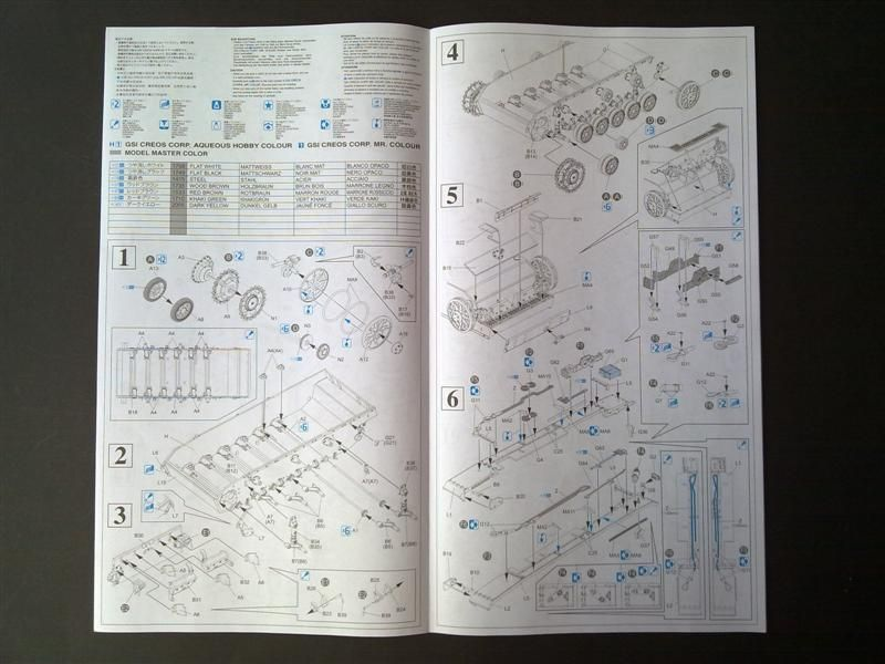 Andrew C's Build #3 StuG III Ausf G Miag March-May 1944 Production 26295