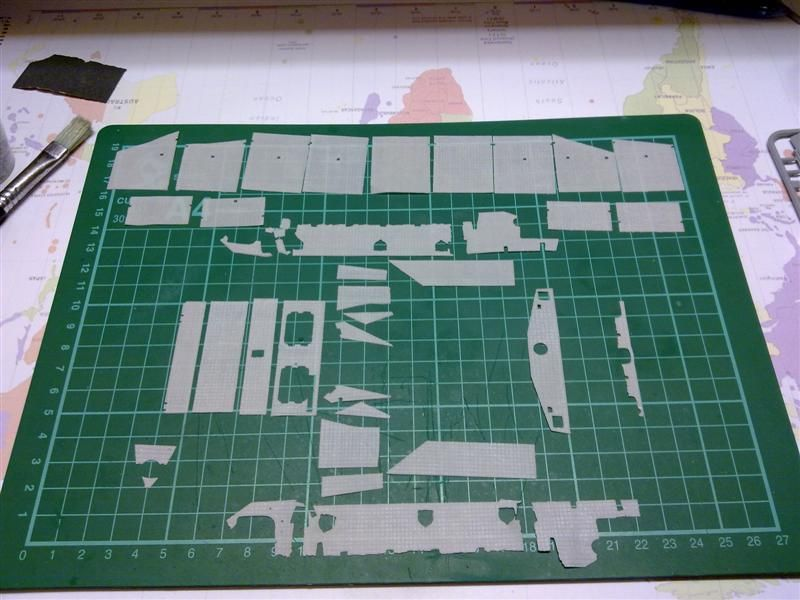 Andrew C's Build #3 StuG III Ausf G Miag March-May 1944 Production 26306