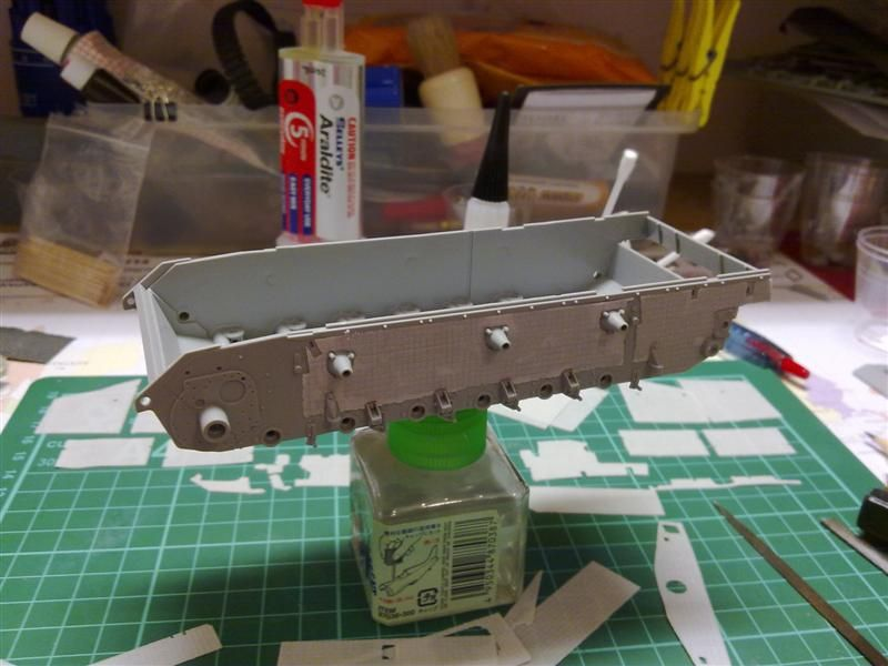 Andrew C's Build #3 StuG III Ausf G Miag March-May 1944 Production 26307