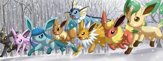 Teh Awesome EEVEE and its evolutions fan club!!! All