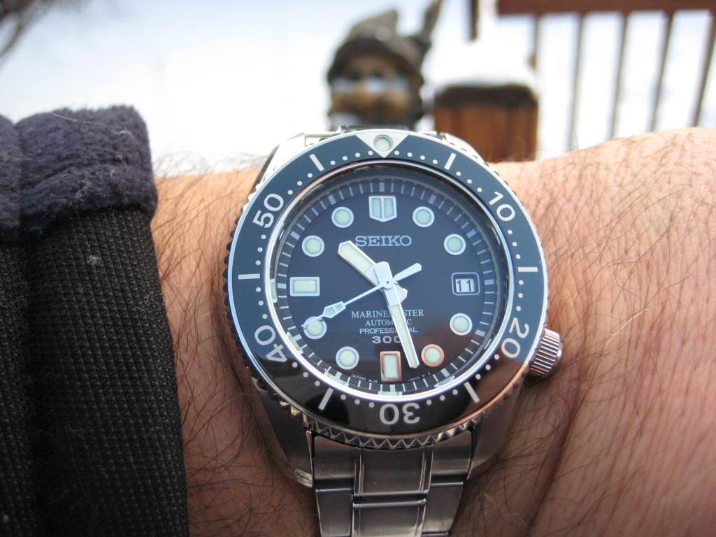 The most overhyped watch IMHO  MM11Janv