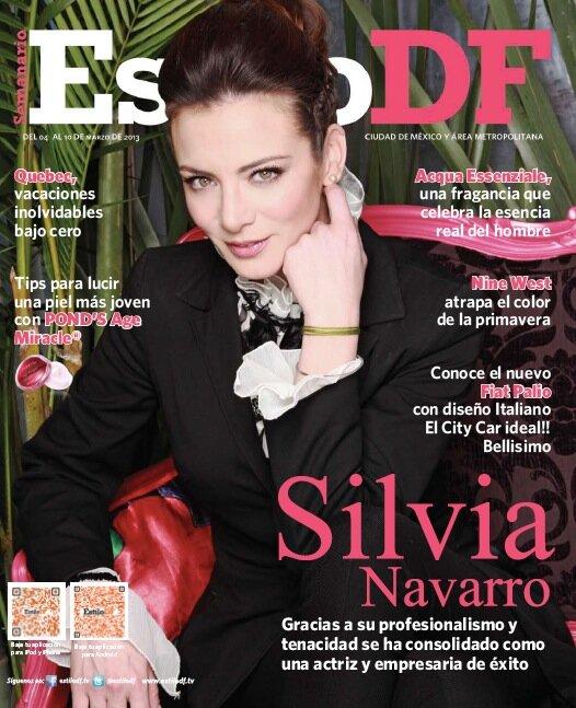 Сильвия Наварро/Silvia Navarro - Страница 4 8f1bbd803606ea6b6ebf43a93ecf344c