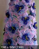 цветы из бисера 5ff9fab09158e78fbbe6fc2137d8ccd0