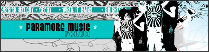 Paramore Music Forum