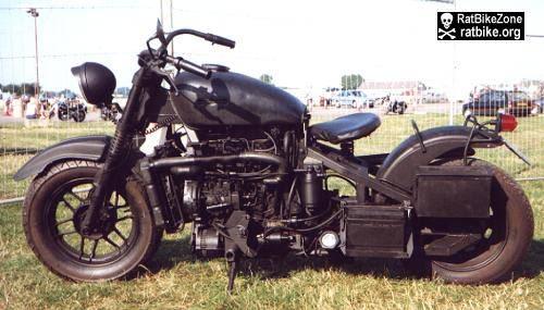 Rat bikes! :) Fordfiesta