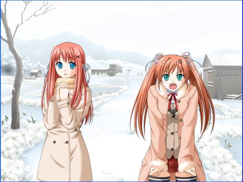 صور أنمي توأم Asuna
